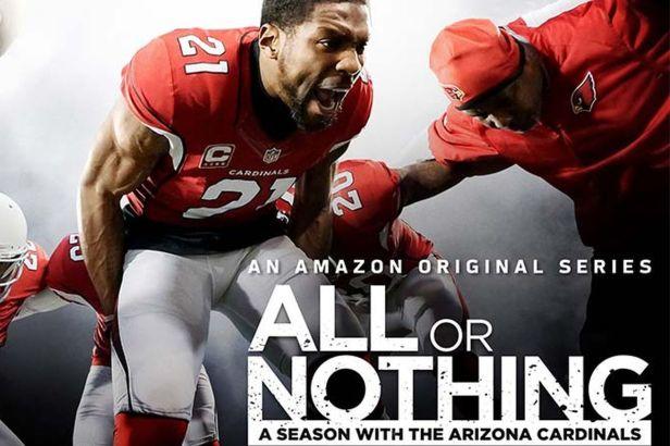 Tudo pelo Futebol Americano - All or Nothing - A season with the Arizona Cardinals