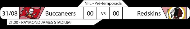 Tudo pelo Futebol Americano - 2016-08-31 - NFL - Pré-temporada - Semana 4 - Jogos