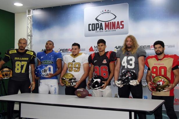Apresentação Copa Minas 2017 - FEMFA