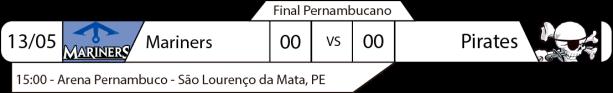2017-05-13 - Campeonato Pernambucano - 1a Divisão - Final