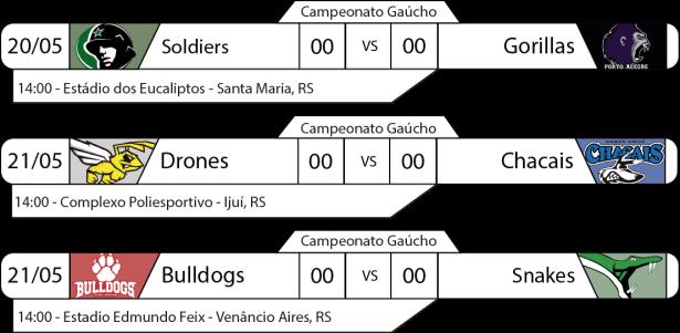 FGFA - 2017-05-21 - Jogos