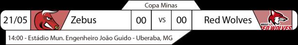 Tudo pelo Futebol Americano - Copa Minas - 2017-05-21 - Jogo