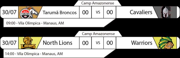 TPFA - 2017-07-30 - Amazonense - Jogos