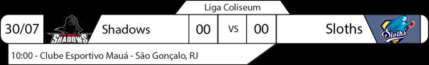 TPFA - Liga Coliseum - 2017-07-30 - Jogo