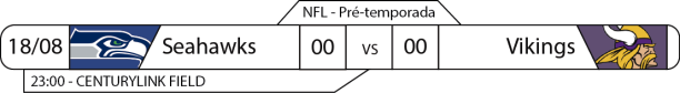 Preseason - Semana 2 - 2017-08-18 -Jogos
