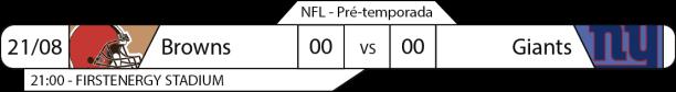 Preseason - Semana 2 - 2017-08-21 -Jogos