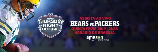 Divulgação Amazon Prime - Thursday Night Football