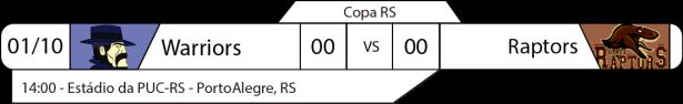 TPFA - Copa RS - 2017-10-01 - Jogo