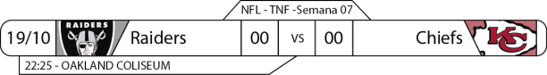 TPFA - 2017-10-19 - TNF - Raiders x Chiefs