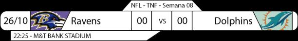 TPFA - 2017-10-26 - TNF - Ravens x Dolphins