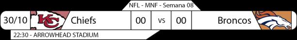 TPFA - 2017-10-30 - MNF - Chiefs x Broncos