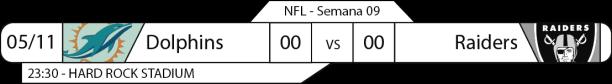 TPFA - 2017-11-05 - SNF - Dolphins x Raiders