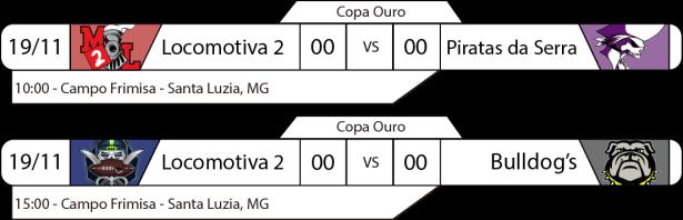 TPFA - 2017-11-19 - Copa Ouro - Jogos
