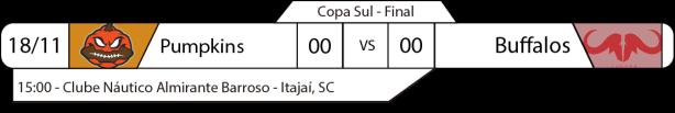 TPFA - Copa Sul - 2017-11-18 - Final