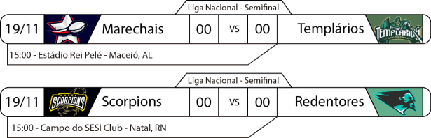 TPFA - Liga Nacional - 2017-11-19 - Nordeste - Semifinal