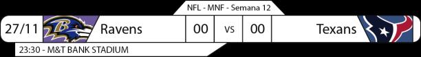 TPFA - NFL - 2017-11-29 - MNF - Ravens x Texans
