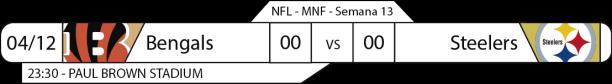 TPFA - NFL - 2017-12-04 - MNF - Browns x Steelers