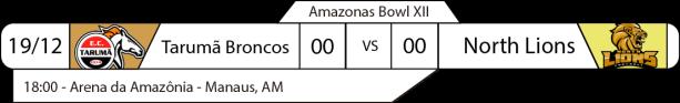 TPFA - 2017-12-17 - Amazonense - Amazonas Bowl XII
