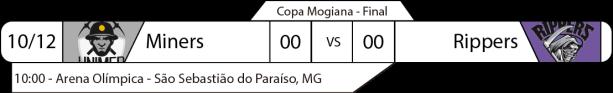TPFA - Copa Mogiana - 2017-12-10 - Final