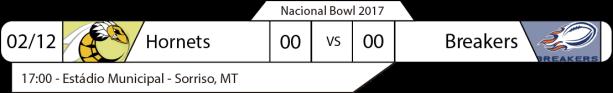 TPFA - Liga Nacional - 2017-12-02 - Brasil - Nacional Bowl