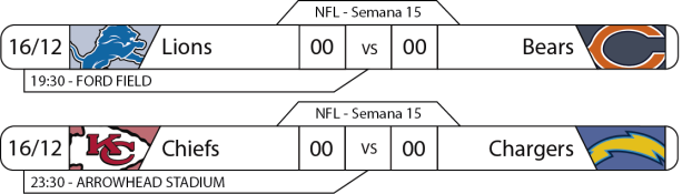 TPFA - NFL - 2017-12-16 - Jogos Sábado