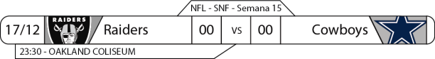 TPFA - NFL - 2017-12-17 - SNF - Raiders x Cowboys