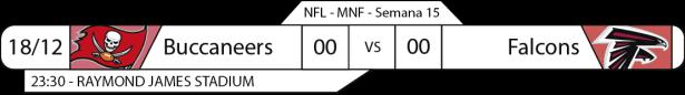 TPFA - NFL - 2017-12-18 - MNF - Buccaneers x Falcons