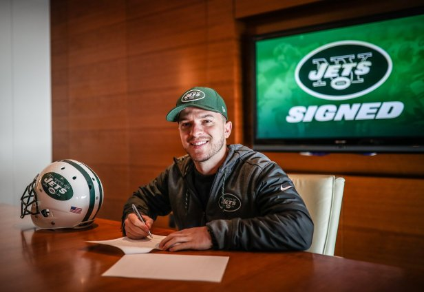 Cairo Santos (k) - New York Jets. Fonte: fanpage New York Jets