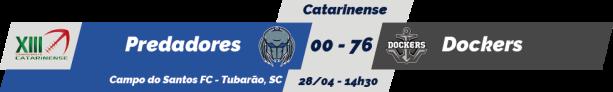 TPFA - 2018-04-28 - Catarinense - Resultado