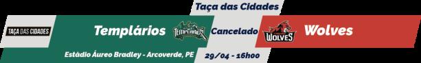 TPFA - Taça das Cidades - 2018-04-29 - Cancelado