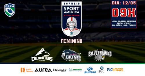 Torneio Sport America de Futebol Americano Feminino