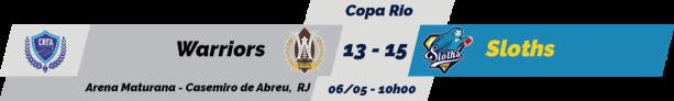 TPFA - 2018-05-06 - Copa Rio - Resultado