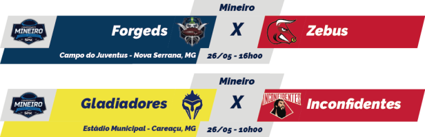 TPFA - Mineiro SESC - 2018-05-27 - Jogos
