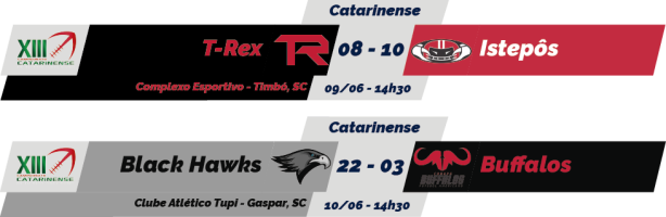 TPFA - 2018-06-10 - Catarinense - Resultados