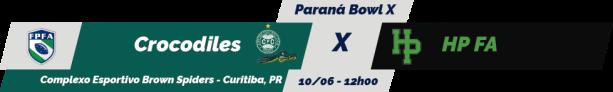 TPFA - 2018-06-10 - Paranaense - Paraná Bowl X