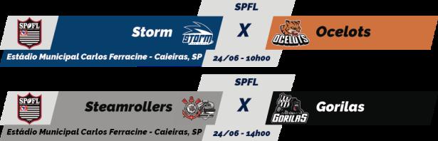 TPFA - 2018-06-24 - SPFL - Playoffs - Jogos