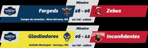 TPFA - Mineiro SESC - 2018-06-10 - Resultados