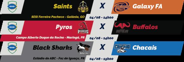 TPFA - Liga Nacional - 2018-08-04 - Jogos