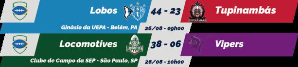 TPFA - Liga Nacional - 2018-08-26 - Resultados - Manhã
