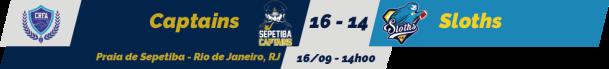 TPFA - 2018-09-16 - Copa Rio - Final - Captains 16 x Sloths 14