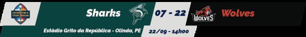 TPFA - Liga Nordeste - 2018-09-22 - Resultado