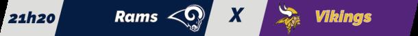 TPFA - NFL - 2018-09-27 - Semana 04 - TNF - Rams x Vikings