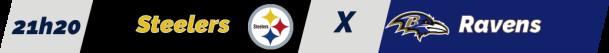 TPFA - NFL - 2018-09-30 - Semana 04 - SNF - Steelers x Ravens