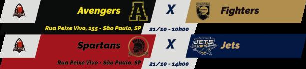 TPFA - Copa Mogiana - 2018-10-21 - Jogo