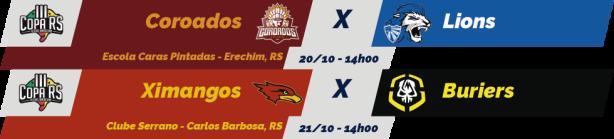 TPFA - Copa RS - 2018-10-21 - Jogos