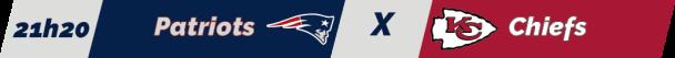 TPFA - NFL - 2018-10-14 - Semana 06 - SNF - Patriots x Chiefs