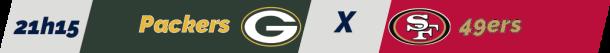 TPFA - NFL - 2018-10-15 - Semana 06 - MNF - Packers x 49ers