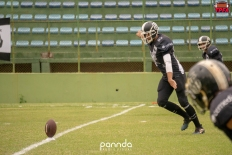 TPFA - Pannda - Taça 9 de Julho - Gorilas 00 x Indians 06 - Foto 01
