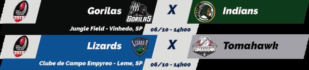 TPFA - Taça 9 de Julho - 2018-10-06 - Jogos