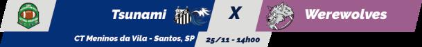 TPFA - Copa Baixada Santista - 2018-11-25 - Semifinal - Jogo